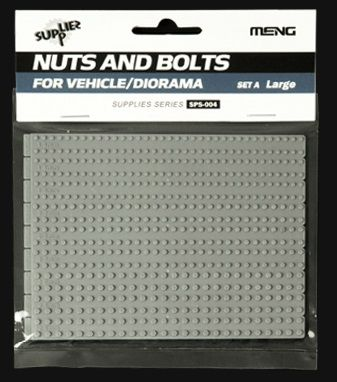 MENG-Model - Nuts and Bolts SET A (large)