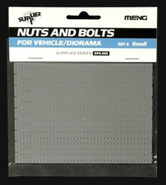 MENG-Model - Nuts and Bolts SET A (small)