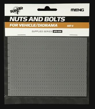 MENG-Model - Nuts and Bolts SET C