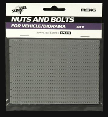 MENG-Model - Nuts and Bolts SET D
