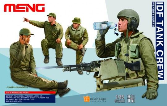 MENG-Model - IDF Tank Crew