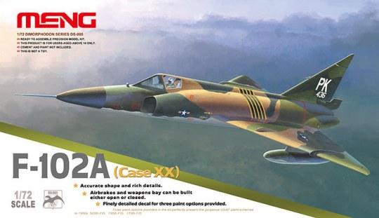 MENG-Model - F-102A (Case XX)