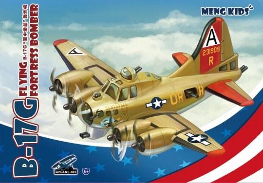 MENG-Model - B-17G Flying Fortress Bomber