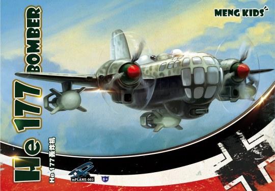 MENG-Model - He 177 Bomber
