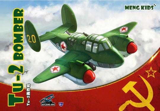 MENG-Model - Tu-2 Bomber