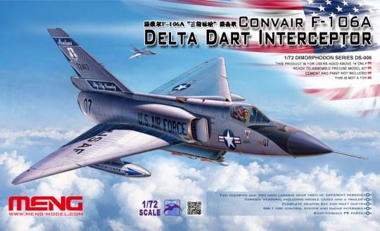 MENG-Model - CONVAIR F-106A Delta Dart Interceptor