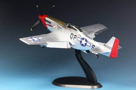 "MENG-Model - American P-51D Mustang Fighter ""Sweet Arlene""(Assembled Model)"