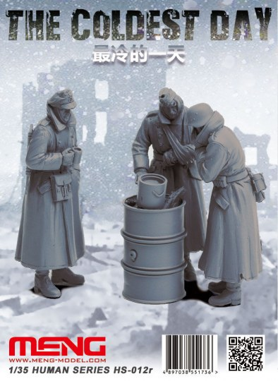 MENG-Model - The Coldest Day (resin)