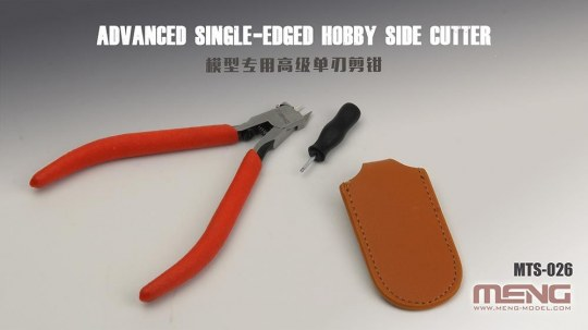 MENG-Model - Advanced Single-edged Hobby Side Cutter