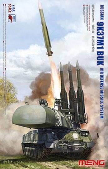 MENG-Model - Russian 9K37M1 Buk Air Defense Missile System