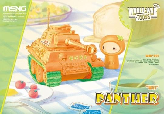 MENG-Model - Panther (CartoonModel, Pinky)