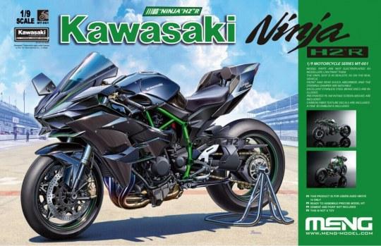 MENG-Model - Kawasaki Ninja H2R