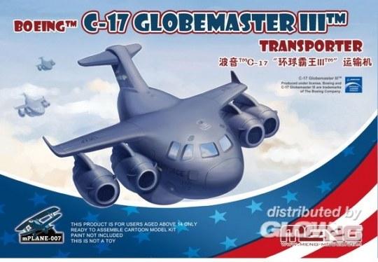 MENG-Model - Boeing C-17 Globemaster III Transporter