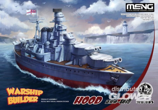 MENG-Model - Warship Builder Hood