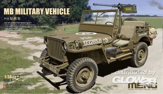 MENG-Model - MB Military Vehicle