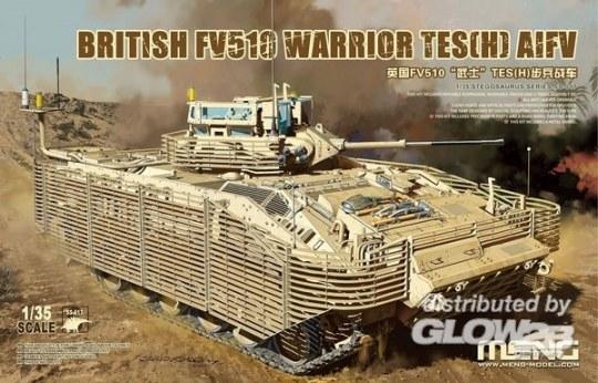MENG-Model - British FV510 Warrior TES(H) AIFV
