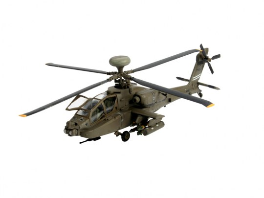 Model Set AH-64D Longbow Apache