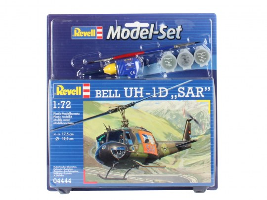 "Model Set Bell UH-1D ""SAR"""