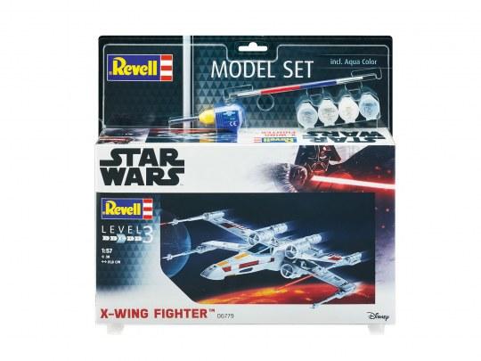 Model Set X-wing Fighter