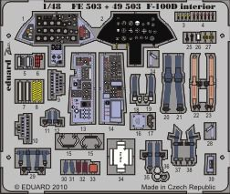 Eduard - F-100D interior S.A. for Hobby Boss