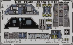 Eduard - F-111D interior S.A. for Hobby Boss