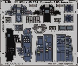 Eduard - Tornado ADV interior S.A. for Hobby Boss