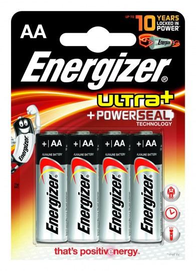 4 Stck. AA / LR6 Energizer ULTRA