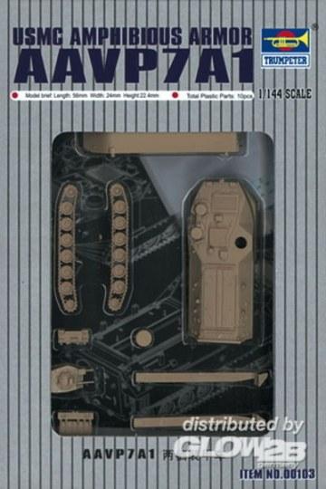 Trumpeter - AAVP7A1 Amphibienfahrzeug