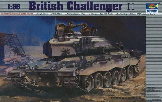 Trumpeter - Challenger II