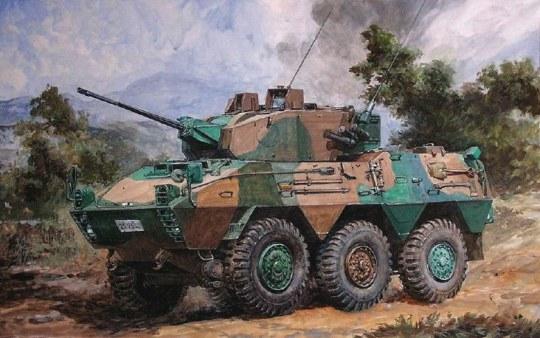 Trumpeter - JGSDF Aufklärungsfahrzeug Typ 87