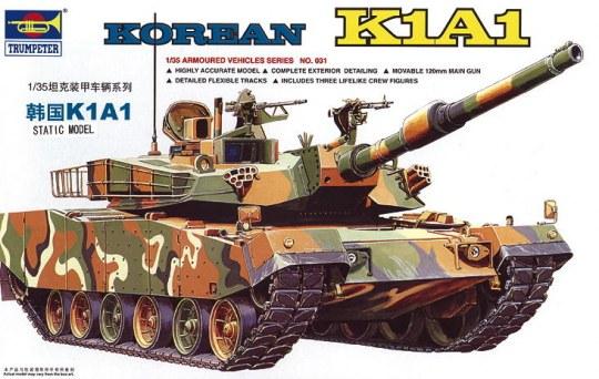 Trumpeter - Koreanischer Panzer KIAI