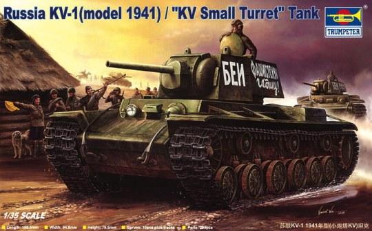Trumpeter - Russland KV-1 (1941)