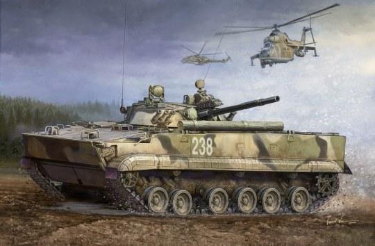 Trumpeter - BMP-3 MICV