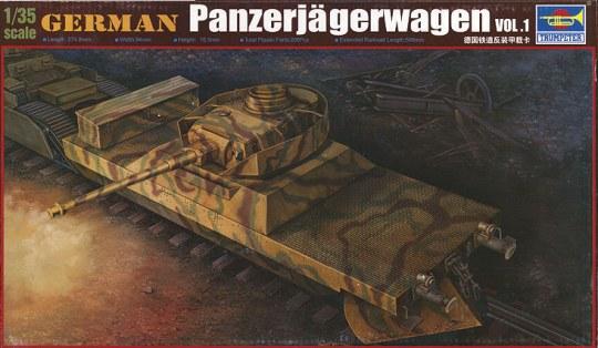 Trumpeter - German Panzerjägerwagen