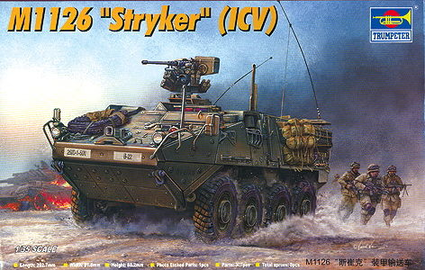 Trumpeter - M1126 Stryker (ICV)