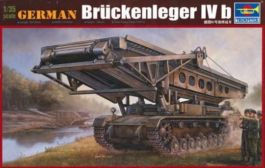 Trumpeter - German Brückenleger IV b