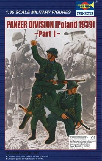 Trumpeter - Panzer-Division Polen 1939 Teil I