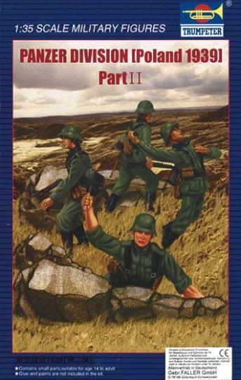 Trumpeter - Panzer-Division Polen 1939 Teil II