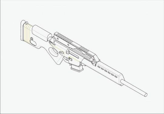 Trumpeter - German Firearms Selection-SL8 (4 guns)