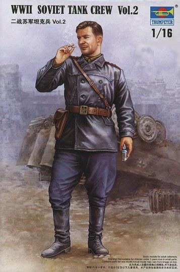 Trumpeter - Soviet Tank Crew Vol. 2