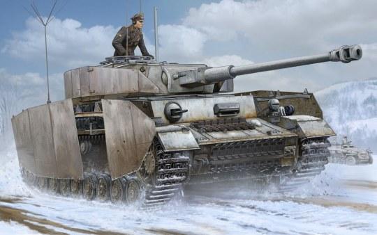 Trumpeter - German Pz.Beob.Wg.IV Ausf.J Medium Tank