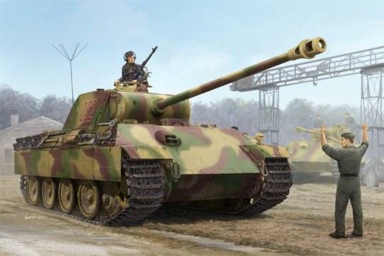 Trumpeter - German Panther G