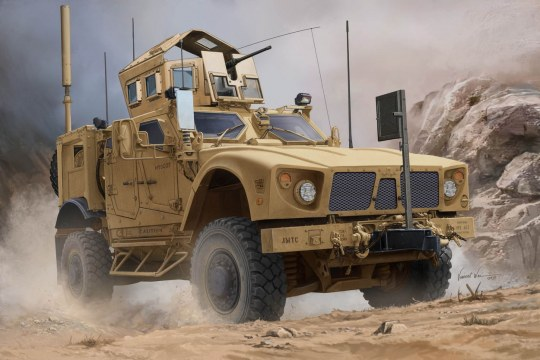 Trumpeter - US M-ATV MRAP