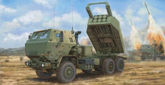 Trumpeter - M142 Mobility Artillery Rocket System (HIMARS)