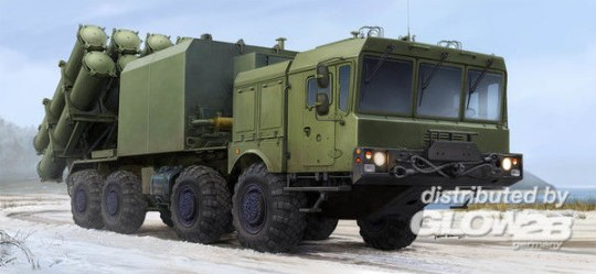 Trumpeter - Russian SSC-6/3K60 BAL-E Defence System