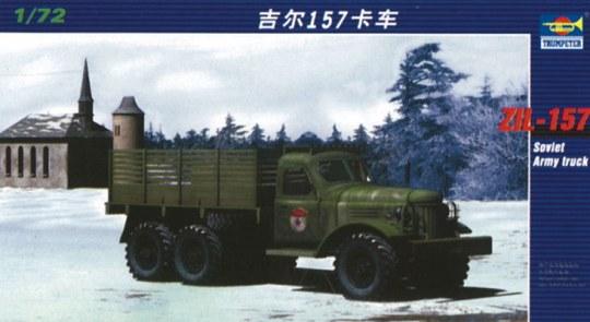 Trumpeter - Russischer LKW ZIL-157