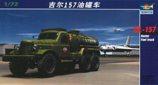 Trumpeter - Russischer Tank-LKW ZIL-157