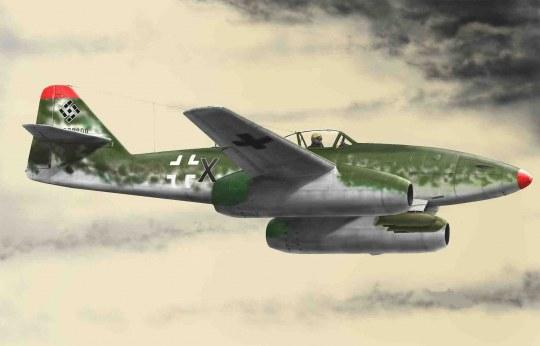 Trumpeter - Messerschmitt Me262 A-2a