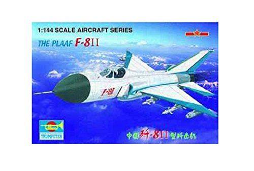 Trumpeter - F-8 II China the Plaaf The Plaaf