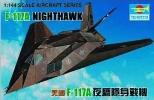 Trumpeter - Lockheed F-117 A Night Hawk